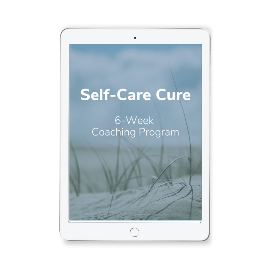 Self Care Cure - High-Performing Work-Life Mix Coaching