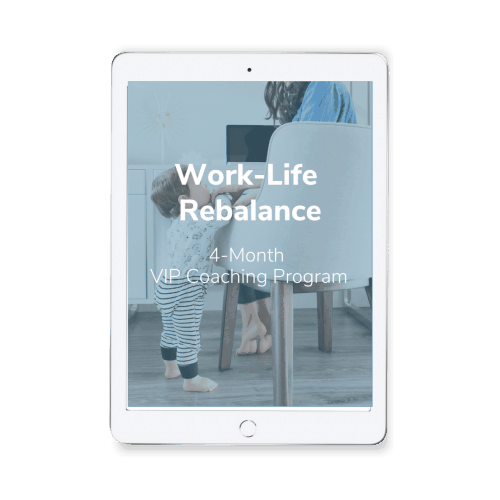 WLR Coaching 500x500 - Work-Life Rebalance VIP Coaching